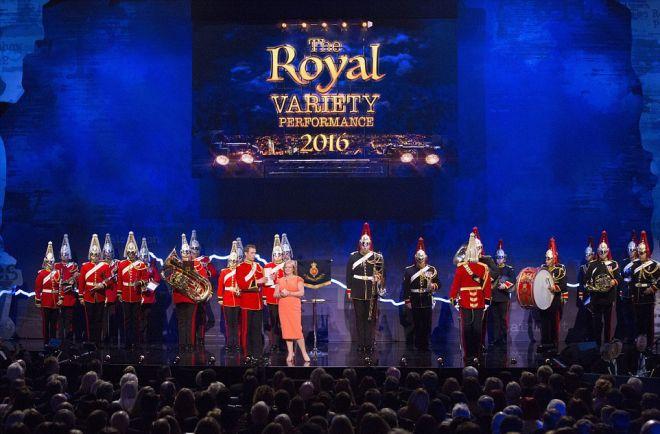 Благотворительный концерт Royal Variety Performance