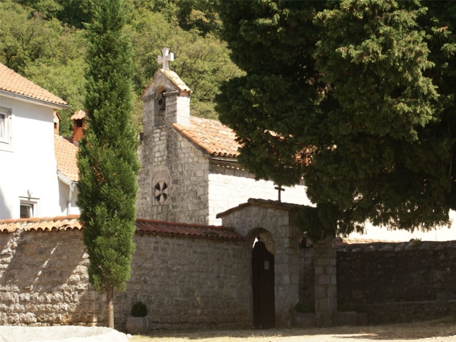 Западный фасад