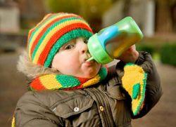 pitné mísy pro děti