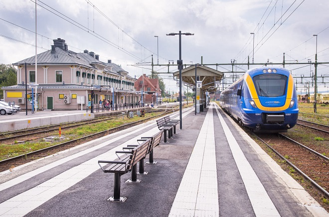 Станция Дувед
