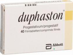 Dyufaston при планирането на бременността