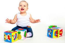 rozwój małych dzieci
