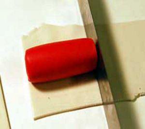 Kolczyki z polimerowej gliny2