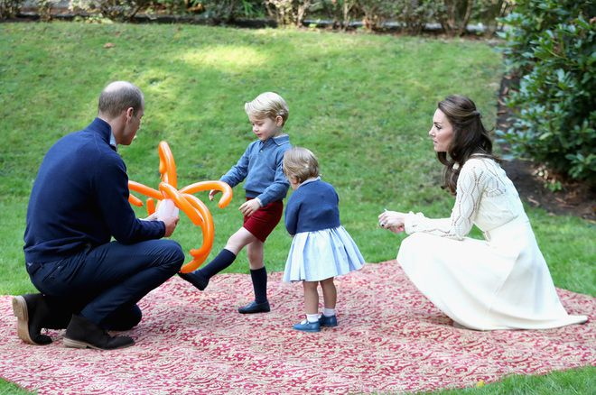 Герцогиня Кэтрин запретит Джорджу и Шарлотте играть в компьютерные игры