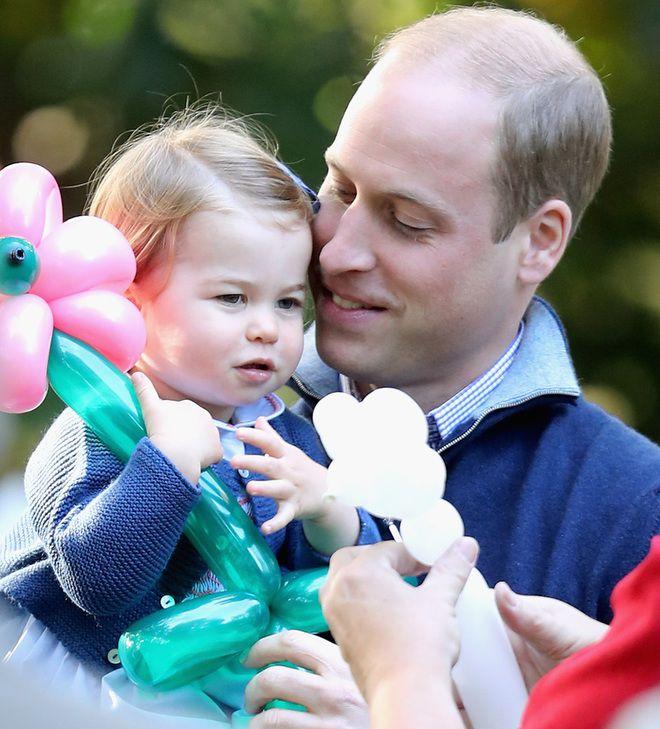 Принц с принцессой