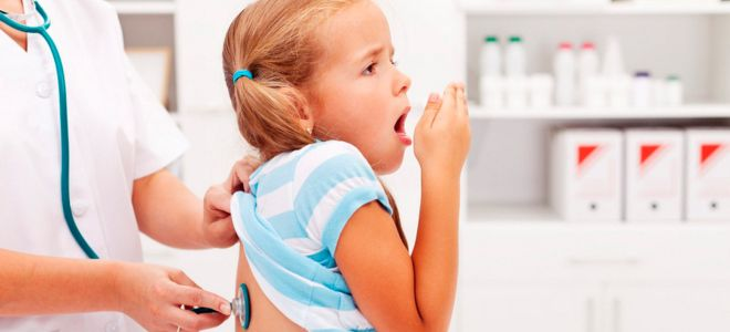 почему ребенок кашляет