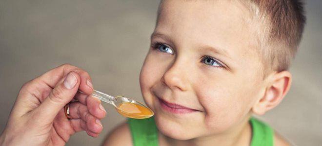 средства от всех видов кашля у детей