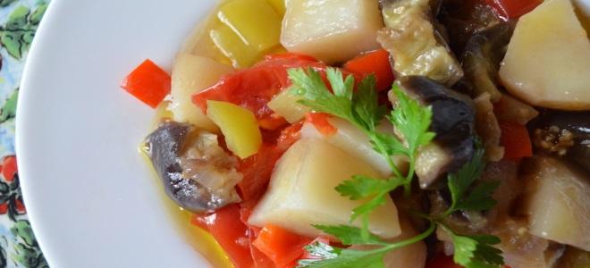 патлиџан и кромпир