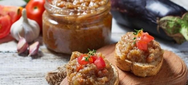 Jajčni kaviar za zimski preprost recept