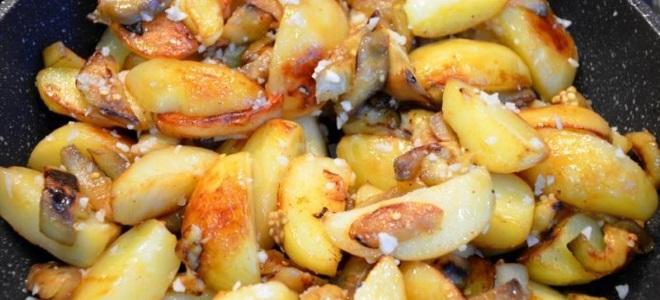 krumpir s patlidzanima kao i gljive