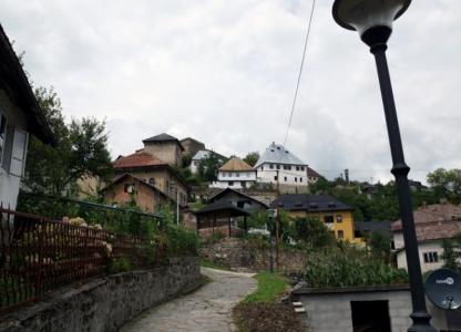 Старый город Яйце
