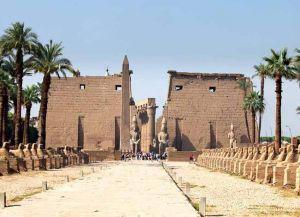 Egipat, Luxor