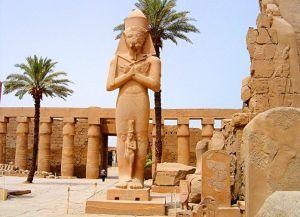 Egipat, Luxor5