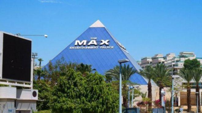 Эйлатский IMAX-кинотеатр