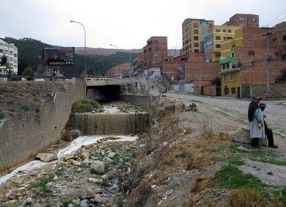 Промышленные районы Эль-Альто