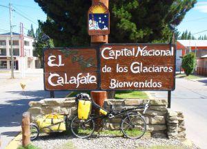 Добро пожаловать в Эль-Калафате