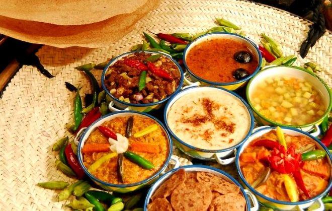 Рестораны Эль-Хуфуф