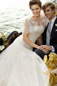 Elegantne poročne obleke 2