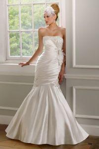 Elegantne poročne obleke 4
