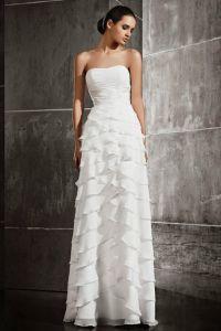Elegantne poročne obleke 5