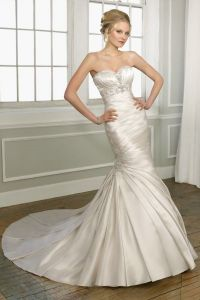 Elegantne poročne obleke 7