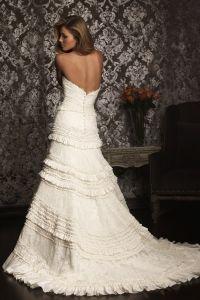 Elegantne poročne obleke 8