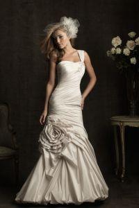 Elegantne poročne obleke 9