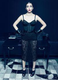 Элизабет Олсен для журнале Vogue
