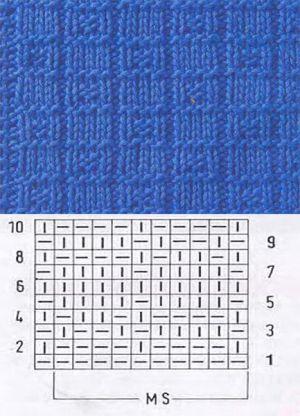 wzory reliefowe igły 2