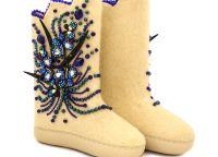 vyšívané plstěné boty9