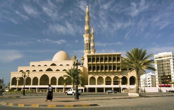 Мечеть короля Фейсала в Шардже