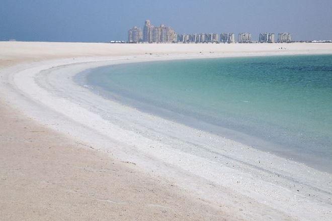 Пустынные пляжи Рас-эль-Хаймы