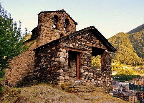 Церковь Сант-Рома
