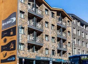 Shusski Aparthotel Encamp