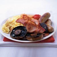 Klasijski engleski doručak