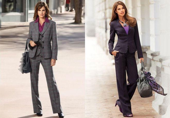 Anglický styl oblečení 11