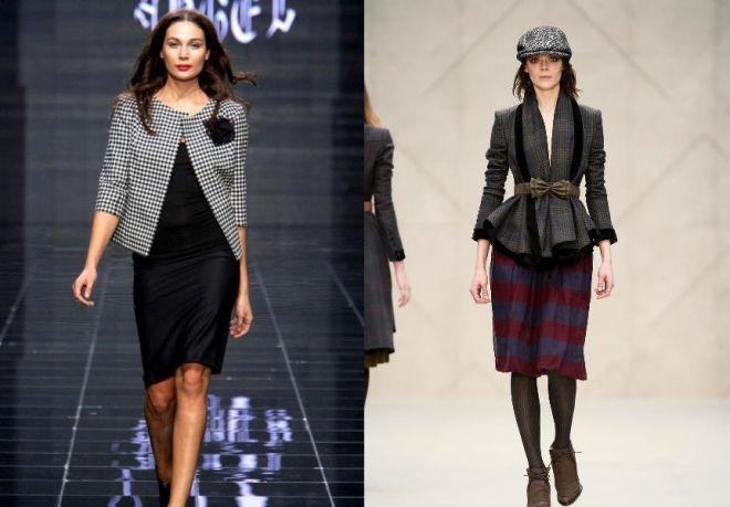 Anglický styl oblečení 3