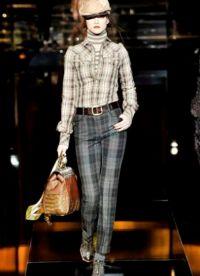 Енглески стил у женској одећи 6
