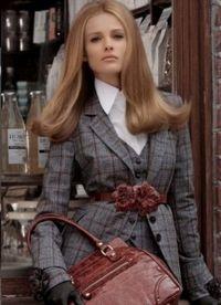 Енглески стил са женском одећом 7