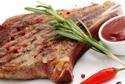 entrecote svinjetina recept