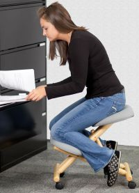 ergonomiczne krzesło