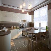 wymiary ergonomiczne kuchni 2