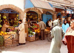 Рынок в Эс-Сувейре