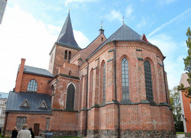 Церковь Св. Иоанна в Тарту
