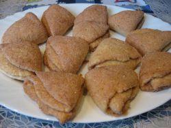 Ciasteczka Echpochmak w stylu tatarskim