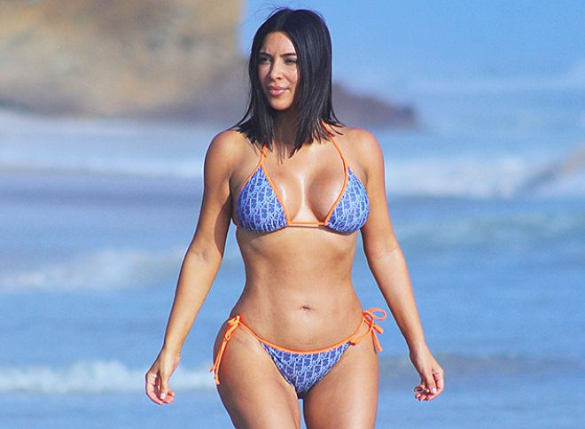 Ким Кардашьян красавица высшей пробы