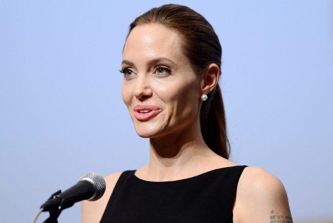 Джоли не нравится Трампу