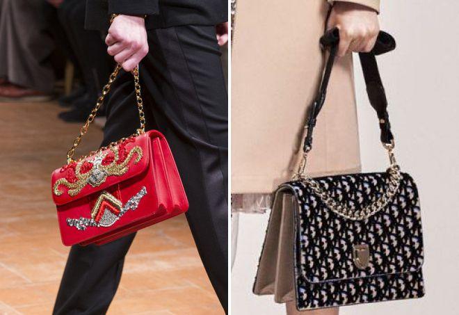 дизайн женских вечерних сумочек