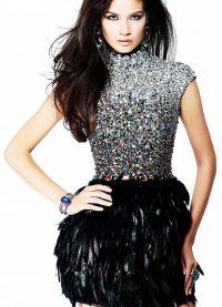 piękne czarne sukienki 1
