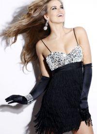 piękne czarne sukienki 2